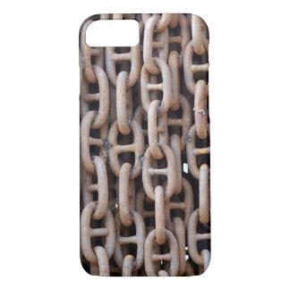 Rostige Eisen-Ketten iPhone 8/7 Hülle