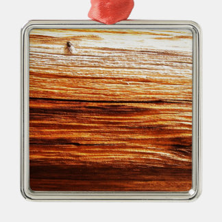 rostiger brauner Kunstbrand-Rauch abstrakter Silbernes Ornament