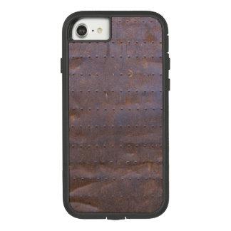 Rostiger Eisen-Beschaffenheits-Hintergrund Case-Mate Tough Extreme iPhone 8/7 Hülle