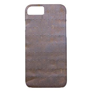 Rostiger Eisen-Beschaffenheits-Hintergrund iPhone 8/7 Hülle