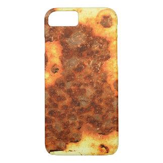 rostiger Entwurfskunst iPhone 7 schwerer Fall iPhone 8/7 Hülle