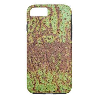 Rostiger grüner Blick iPhone 8/7 Hülle