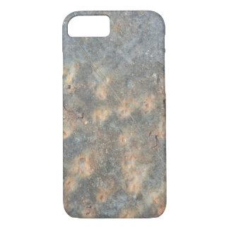 Rostiger Metallblick iPhone 8/7 Hülle