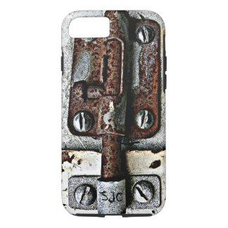 Rostiger Verschluss weggelaufen geschlossen mit iPhone 8/7 Hülle