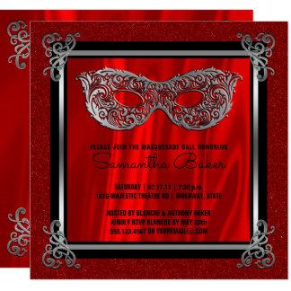 Rot-16. Geburtstag-Geburtstag des Bonbon-16 der Karte