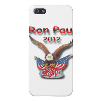 Rot 2012 Ron Pauls Eagle iPhone 5 Cover
