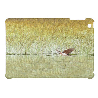 Rot angebundene Falke-Vogel-Raubvogel-Tier-Tiere iPad Mini Hülle