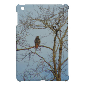 Rot angebundener Falke iPad Mini Schale