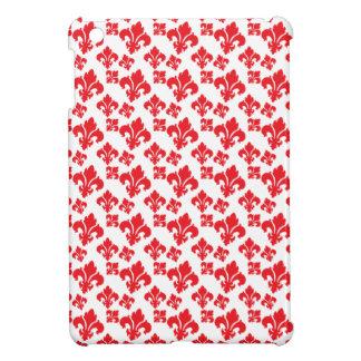 Rot der Lilien-4 iPad Mini Cover