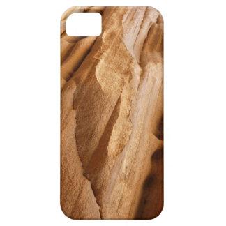 Rot-Felsen-abstrakte Fotografie der Zion Etui Fürs iPhone 5