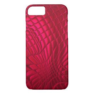 Rot gemustert iPhone 8/7 hülle