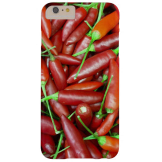 Rot - heiße Chili-Paprikaschoten! Barely There iPhone 6 Plus Hülle