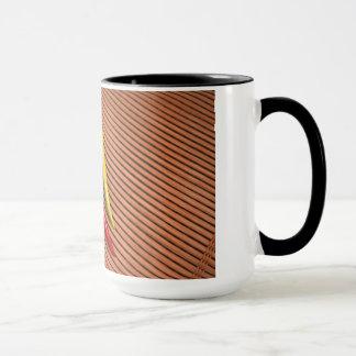 Rot - heißer Pfeffer-Tasse Tasse