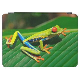 Rot-mit Augen Frosch Baum des tropischen iPad Air Cover