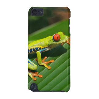 Rot-mit Augen Frosch Baum des tropischen iPod Touch 5G Hülle