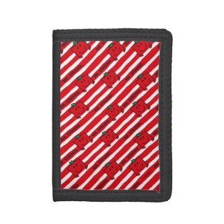 Rot-Streifen-Muster Herr-Strong  