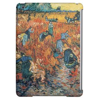 Rot-Weinberge Vincent van Goghs   bei Arles, 1888