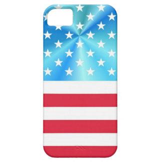 Rot-, weißer und Blauerpatriotischer iPhone 5 iPhone 5 Hüllen