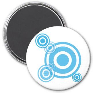 Rotation durch EnvySupply Runder Magnet 7,6 Cm