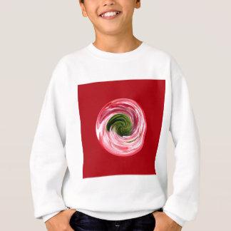 Rotation in der Kugel Sweatshirt