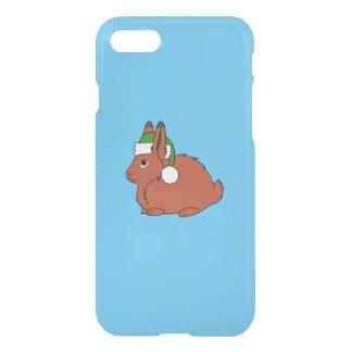 Rote arktische Hasen mit iPhone 8/7 Hülle
