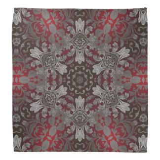 rote der Renaissance gotische metallische und Halstuch