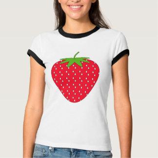 Rote Erdbeere T-Shirt