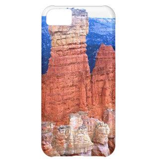 Rote Felsen iPhone 5C Hülle