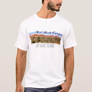 Rote Felsen-Schlucht, Las Vegas, Nevada T-Shirt