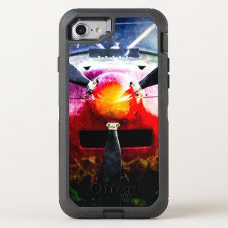 Rote Flugzeuge - klein aber heftig OtterBox Defender iPhone 8/7 Hülle