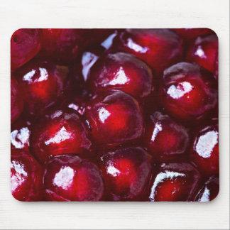 Rote Granatapfel-Samen Mauspad