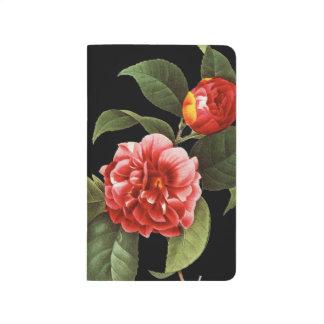 Rote Kamelie, 1833 Taschennotizbuch