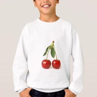 Rote Kirschen Sweatshirt