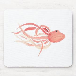 Rote Krake Mousepad