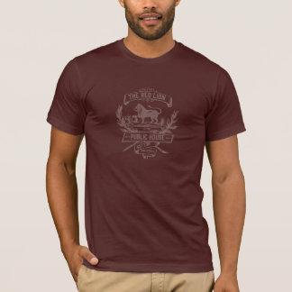 Rote Löwe-Kneipe, Sutton, Surrey T-Shirt