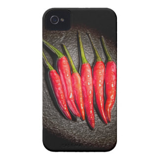 Rote Paprika-Paprikaschoten iPhone 4 Case-Mate Ide Case-Mate iPhone 4 Hülle