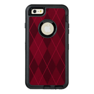 Rote Raute OtterBox iPhone 6/6s Plus Hülle