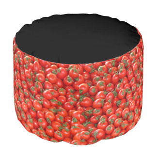 Rote Rebe-Tomaten Hocker