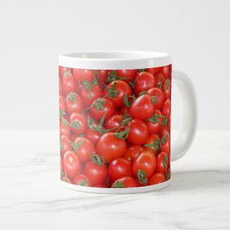Rote Rebe-Tomaten Jumbo-Tasse