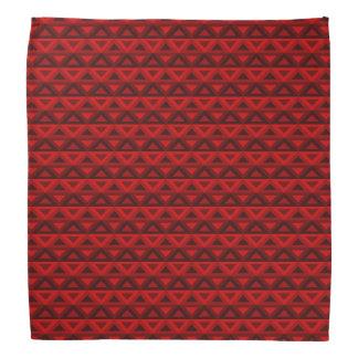 Rote Rhombus™ Bandanna Halstuch
