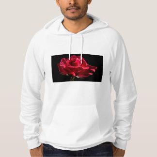 Rote Rose Hoodie