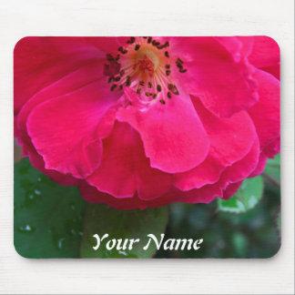 Rote Rose Mousepad