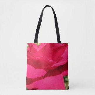 Rote Rose Tasche