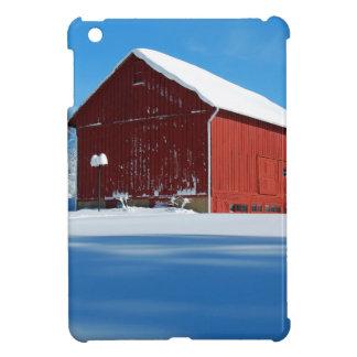 Rote Scheune iPad Mini Cover
