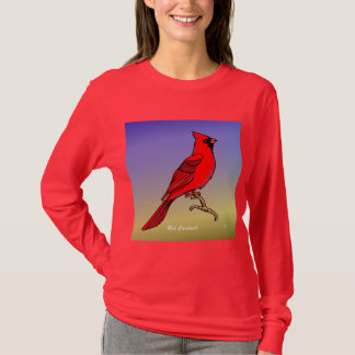 Rote Shirts und Kleid des Kardinals-rev.2.0