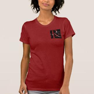 Rote Spitzen Ryans Pugal Jukebox45 T-Shirt