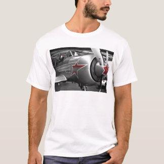 Rote Stern-Yak 52 T-Shirt
