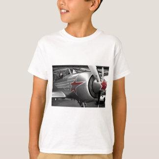 Rote Stern-Yak 52 Tshirt