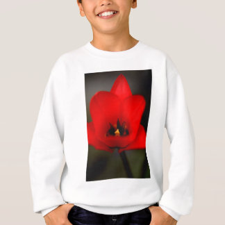 Rote Tulpe Sweatshirt