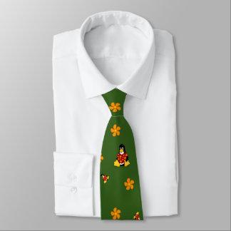 Rote und grüne lässige Tux-Krawatte Krawatte